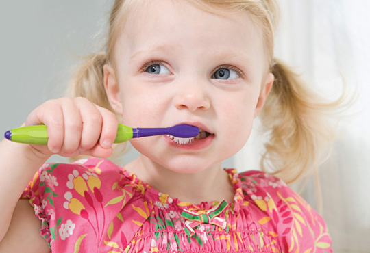 Blog Post – Tips to Keep Your toddlers teeth clean.